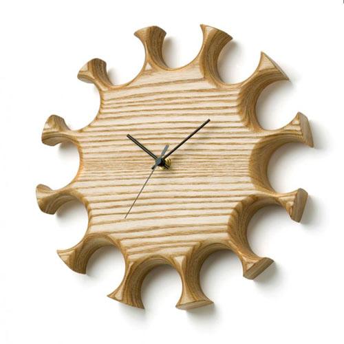 ハナ 掛け時計